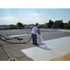 Гидроизоляция кровли полимочевиной, ремонт крыши.