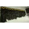 Азиатские натуральные не окрашенные срезы волос