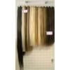 Славянские натуральные волосы для наращивания  на трессе