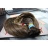 Славянские не обработанные не окрашенные срезы волос