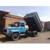 Вывоз мусора.ГАЗ-53.