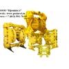 Износостойкие шламовые пластиковые мембранные насосы Pumps 2000 Австралия