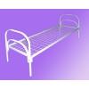 Трехъярусные металлические кровати для общежитий. Оптом.