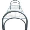 Трехъярусные металлические кровати для рабочих, кровати для общежитий, двухъярусные кровати