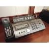 Факс.Телефакс Panasonic KX-FC228 - с радиотрубкой на обычной бумаге А 4.