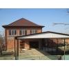 Продается шикарный 2эт. дом на берегу реки в п.Совхозный, Славянского района.