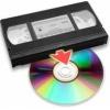перезапись с видеокассеты на DVD диски
