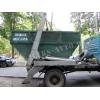Вывоз мусора контейнером, грузчики