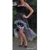 Вечернее платье и украшения