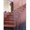 Лестничные ограждения из нержавейки, поручни, лестницы, перила, фитинги, комплектующие, ёмкости