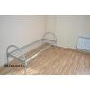 Продам кровати металлические для рабочих с бесплатной доставкой