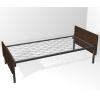 Металлические кровати для санатория, кровати для лагеря, кровати для строительных времянок, бытовок, кровати медицинские