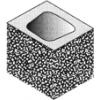 Сплитерные (колотые) блоки (марка М-150)