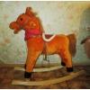 Конь богатырский (лошадка -качалка)