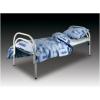 Металлические кровати для студенческих общежитий, кровати для домов отдыха, кровати для рабочих бригад, кровати армейские