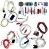 Кабели пациента, провода соединительные, электроды для физиотерапевтических аппаратов. Продаем