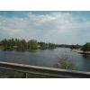 Берег реки Камышевки, озеро Красавица 105 соток. Выборгский район.