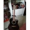 Ovation CS24 BK - электроакустическая гитара цвет чёрный.